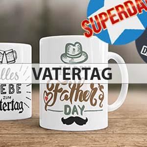 Geschenke zum Vatertag - Schöne Fotogeschenke für den besten Papa