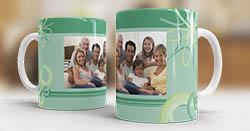 Tassen-Designvorlagen