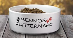 Hundenapf u. Katzennapf