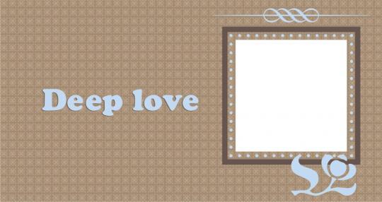 Tassen-Design Deep Love