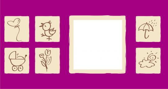"Tassen-Design ""Symbole Frau"""