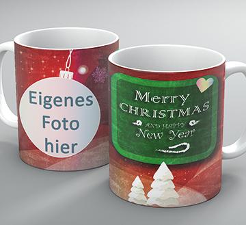 """Weihnachtstasse """"Die Eule"""""""