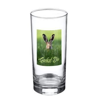 Trinkglas 0,4 Liter Hochformat