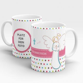 Tassenvorlage Kommunion 1