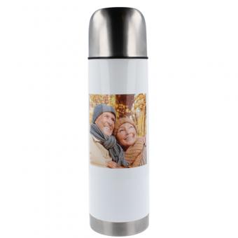 Thermosflasche 750 ml - White