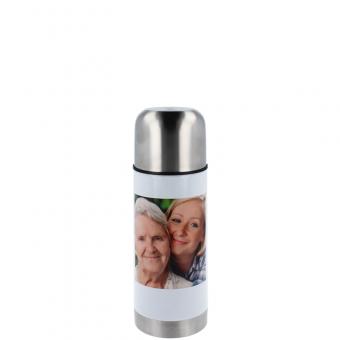 Thermosflasche 350 ml - White