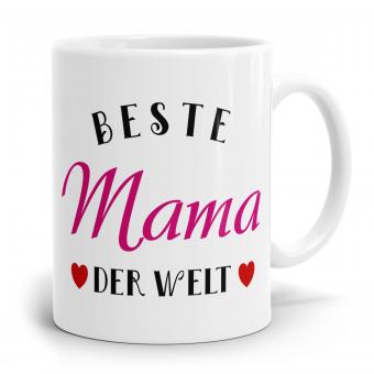 Sprüchetasse - Beste Mama der Welt