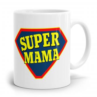 Sprüchetasse - SUPERMAMA
