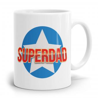 Sprüchetasse - Superdad