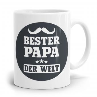 Sprüchetasse - Bester Papa der Welt