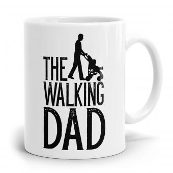 Sprüchetasse - The Walking Dad