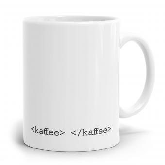 Sprüchetasse - Kaffee Nerd