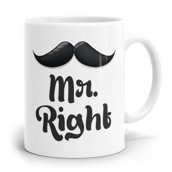 Sprüchetasse - Mr Right