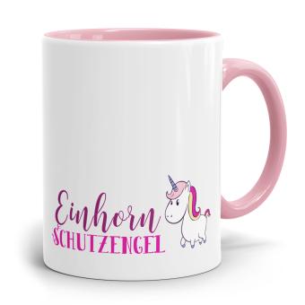 """Einhorn Tasse """"Einhorn Schutzengel"""""""