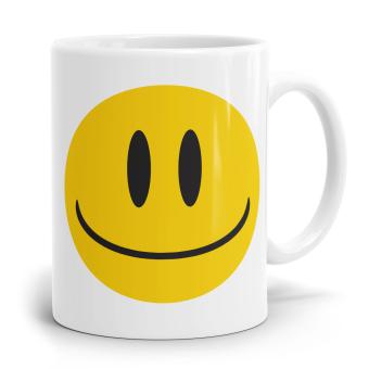 "Emoji Emoticons Tasse ""Smilie"""