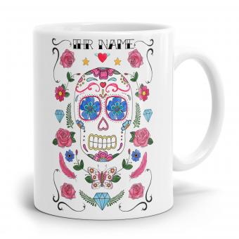 """MHTY """"Tattoo Skull Design"""""""