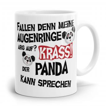 Panda Tasse - Panda kann sprechen...