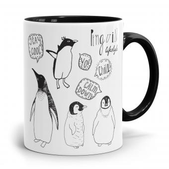 Pinguin Tasse - Penguin Lifestyle