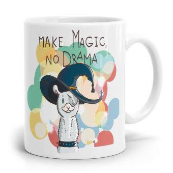 Lama Tasse - Make Magic no Drama bunt