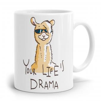 Lama Tasse - Your Life is Drama