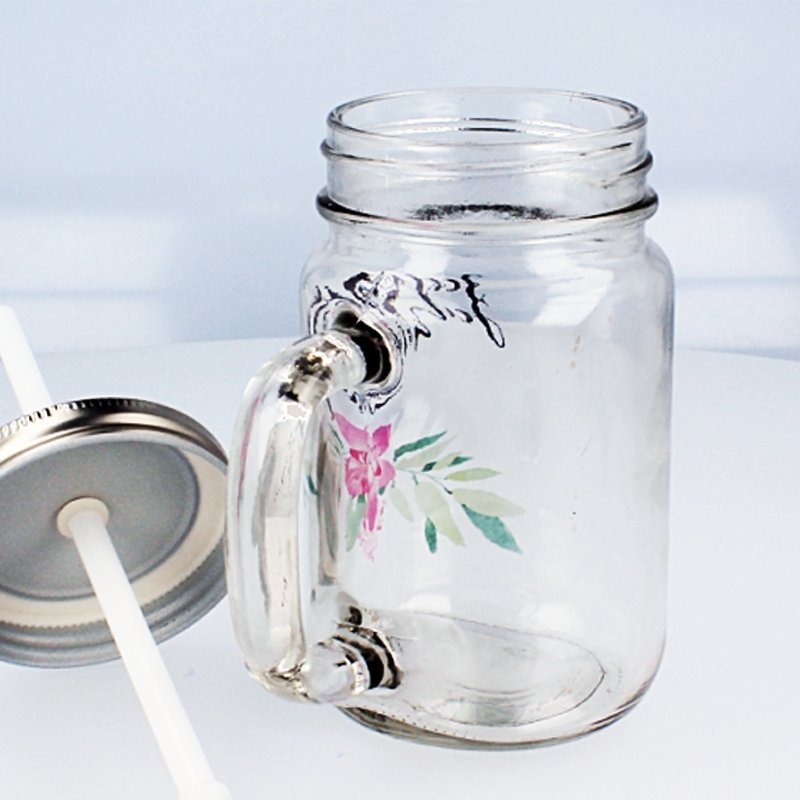 marmeladenglas mit henkel selbst gestalten und bedrucken. Black Bedroom Furniture Sets. Home Design Ideas