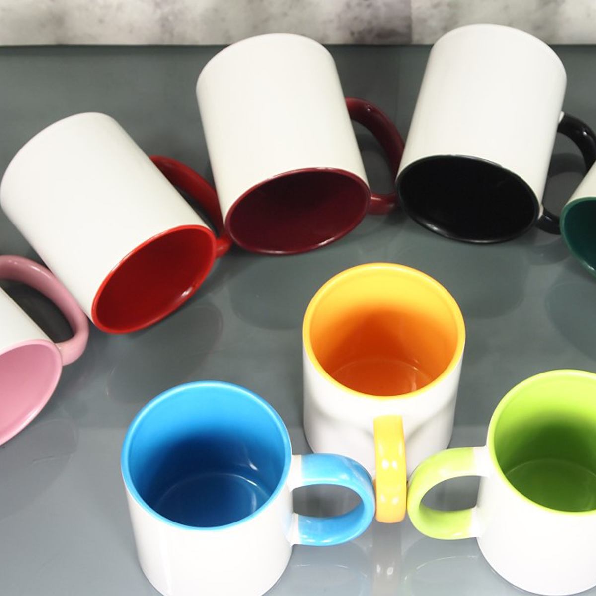orange kaffeetasse selbst gestalten. Black Bedroom Furniture Sets. Home Design Ideas